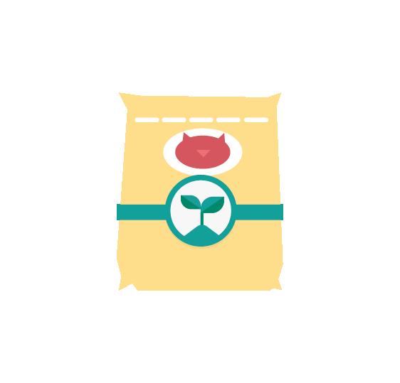 Používejte ekologické stelivo pro kočky